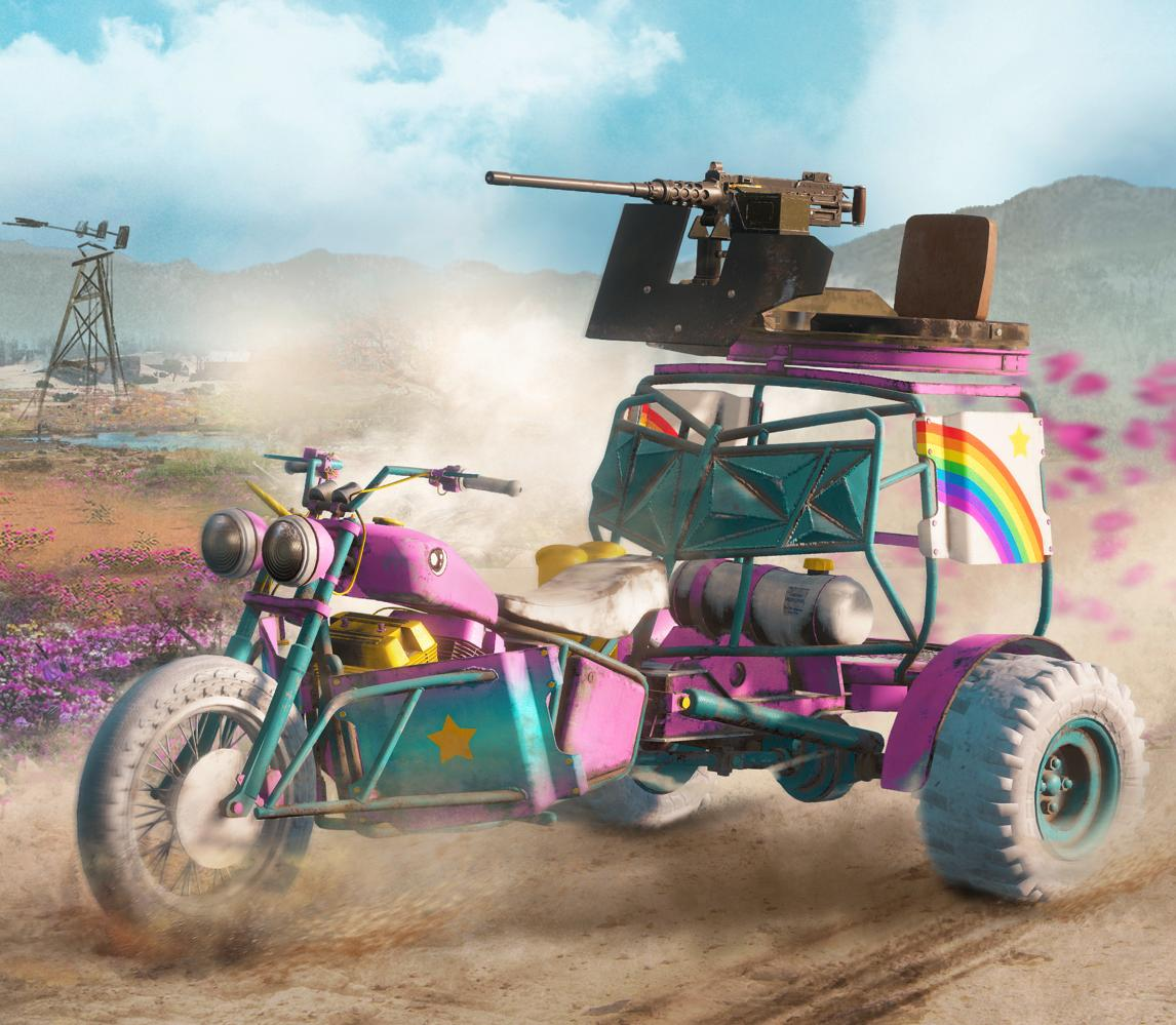 Far Cry New Dawn Pre-Order Bonus