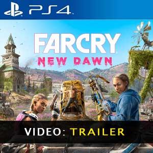 Far Cry New Dawn PS4 Video Trailer