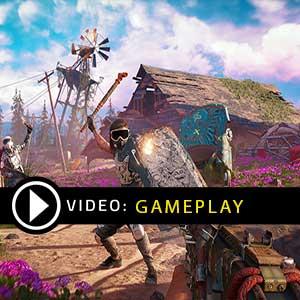 Far Cry New Dawn Xbox One Gameplay Video