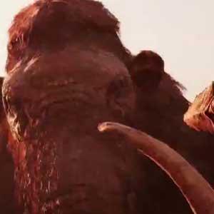 Far Cry Primal PS4 Elephant