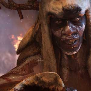 Far Cry Primal PS4 Enemy