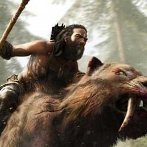 Far Cry Primal PS4 Character