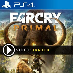 Far Cry Primal PS4 Prices Digital or Physical Edition