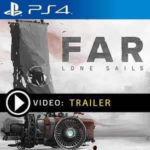 FAR Lone Sails PS4 Prices Digital or Box Edition