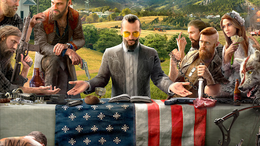 what is Far Cry 6 joseph DLC episode?