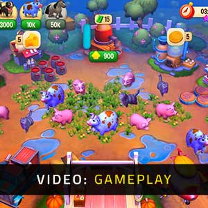 Farm Frenzy Refreshed Gameplay Video
