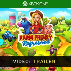 Farm Frenzy Refreshed Xbox One Video Trailer