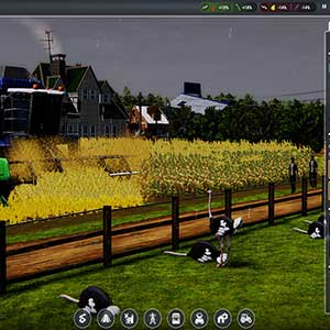 Farm Manager 2021 - Corn fields