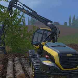 New Logging Feature of Farming Simulator 15 PS4