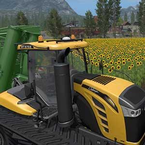 MT700E Field Viper Tractor