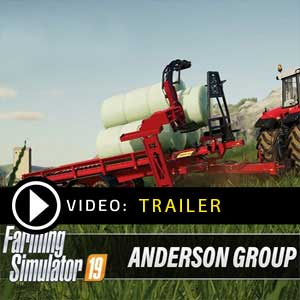 Buy Farming Simulator 19 Anderson Group Equipment Pack CD Key Compare Prices