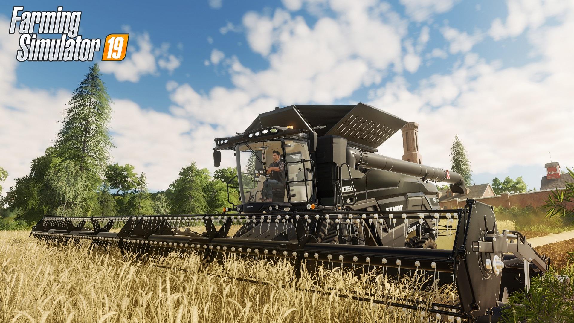 Farming Simulator 19 Release