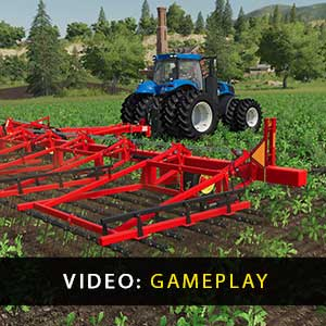 Farming Simulator 19 Bourgault Gameplay Video