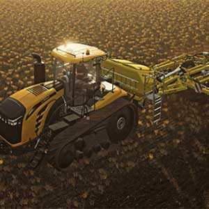 faithfully reproduced farming vehicles