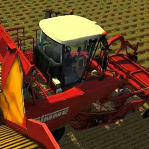 Farming Simulator 2013 Lift Harvester