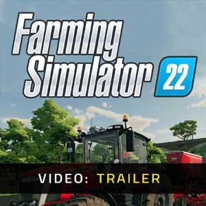 Farming Simulator 22 Video Trailer