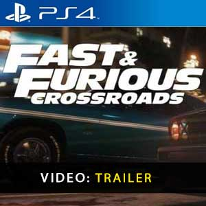 Fast & Furious Crossroads PS4 Prices Digital or Box Edition
