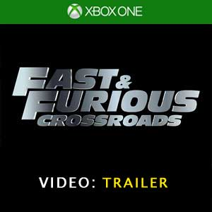 Fast & Furious Crossroads Xbox One Prices Digital or Box Edition