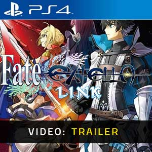 Fate/EXTELLA LINK Video Trailer