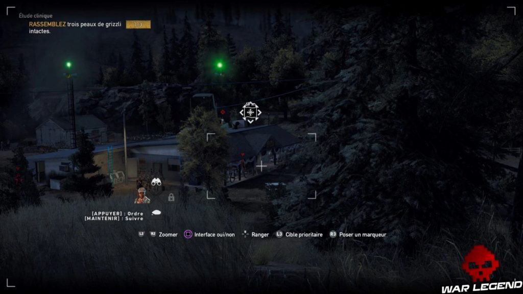 far cry 5 snipers