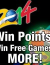 Allkeyshop App 2014 World Cup Fever | Win free CD keys and free points!