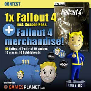 Fallout 4 Gamesplanet Contest