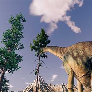 dinosaur interaction