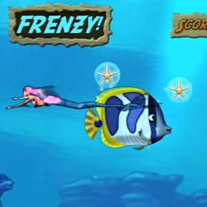Feeding Frenzy 2 - Starfish Bubbles