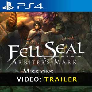 Fell Seal Arbiter's Mark Missions and Monsters PS4 Prices Digital or Box Edition