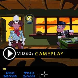 Fenimore Fillmore 3 Skulls of the Toltecs Gameplay Video