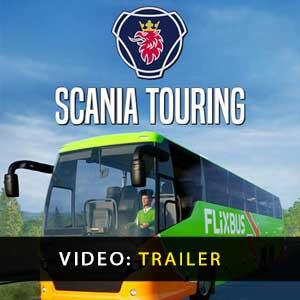Fernbus Simulator Scania Touring