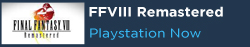 Final Fantasy VIII Remastered on Playstation Now