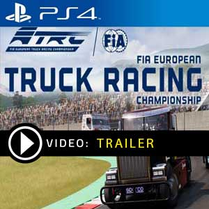 FIA European Truck Racing Championship PS4 Prices Digital or Box Editions