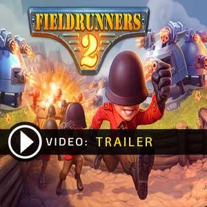 Buy Fieldrunners 2 CD Key Compare Prices