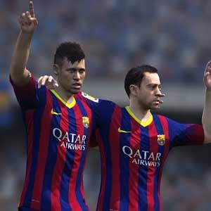 FIFA 14 Xbox One Players