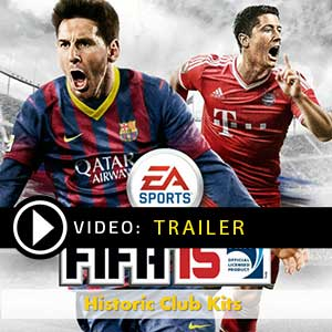 Buy Fifa 15 Historic Club Kits CD Key Compare Prices