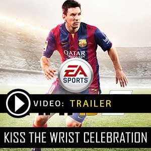 Buy Fifa 15 Kiss the Wrist Celebration CD Key Compare Prices