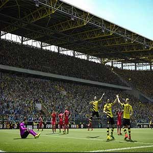Fifa 15 Stand Tall Celebration