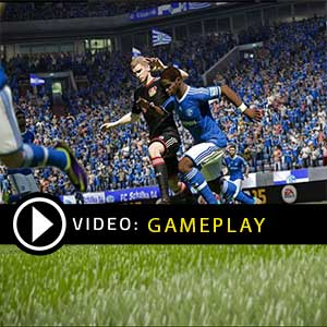 Fifa 15 Stand Tall Celebration Gameplay Video