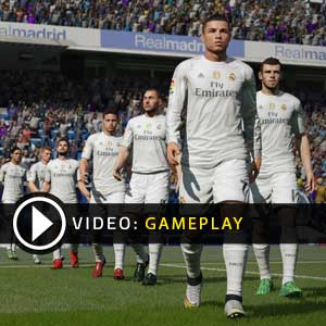 FIFA 16 Gameplay Video