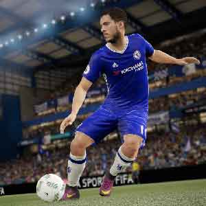 FIFA 17 player Ball Handling