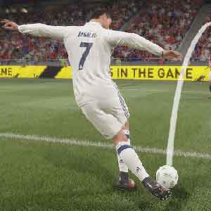 True to life action in FIFA 17