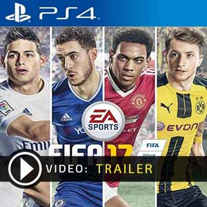 Buy FIFA 17 PS4 Prices Digital or Box Edition