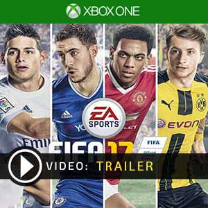 Buy FIFA 17 Xbox One Prices Digital or Box Edition