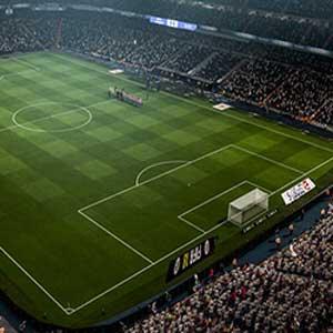 Immersive Atmospheres at stadium