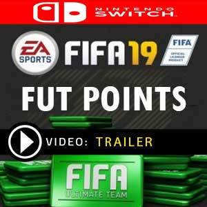 FIFA 19 FUT Points Nintendo Switch Prices Digital or Box Edition
