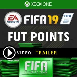 FIFA 19 FUT Points Xbox One Prices Digital or Box Edition
