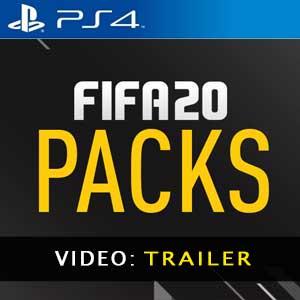 FIFA 20 FUT Gold Packs
