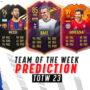 FIFA 21 | TOTW 23 | Predictions – March 2021