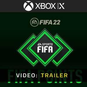 FIFA 22 FUT Points Xbox Series X Video Trailer